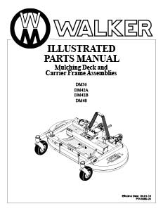 The Walker M42 Collection Deck